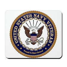 US Navy Veteran Proud to Have Mousepad