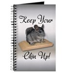 Keep Your Chin Up Journal