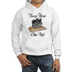 Keep Your Chin Up Hooded Sweatshirt