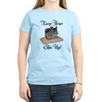 Keep Your Chin Up Women's Light T-Shirt