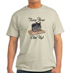 Keep Your Chin Up Light T-Shirt
