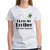 Down Syndrome Brother Tee