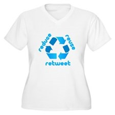 Reduce Reuse Retweet T-Shirt