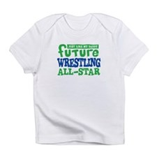 Future Wrestling All Star Boy Infant T-Shirt