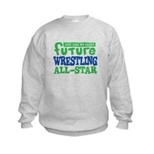 Future Wrestling All Star Boy Sweatshirt