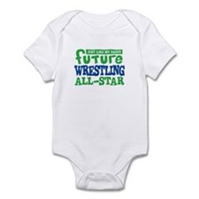 Future Wrestling All Star Boy Infant Bodysuit