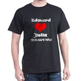 Edward Loves Me T-Shirt