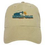 Bethany Beach DE - Waves Design Cap
