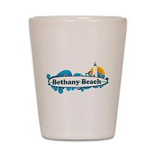 Bethany Beach DE - Surf Design. Shot Glass