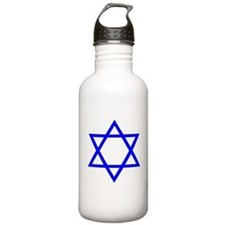 STAR OF DAVID Water Bottle
