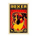 BOXER Rebellion! Mini Poster Print