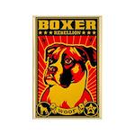 BOXER Rebellion! Propaganda Dog Magnet