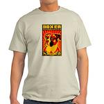 BOXER Rebellion! Light T-Shirt