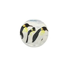 Penguins- God's Creatures Mini Button (100 pack)