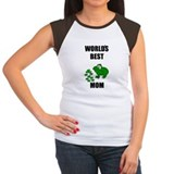 WORLD'S BEST MOM (FROGS) Tee
