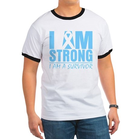 I am Strong Prostate Cancer Ringer T