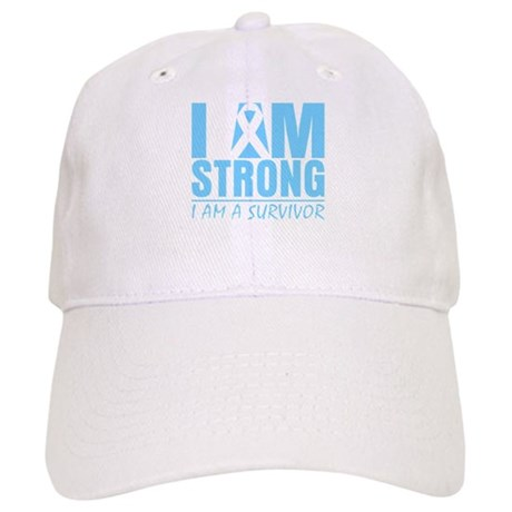 I am Strong Prostate Cancer Cap