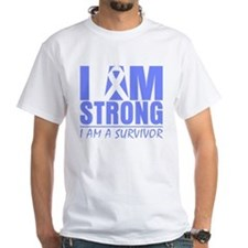 I am Strong Esophageal Cancer Shirt
