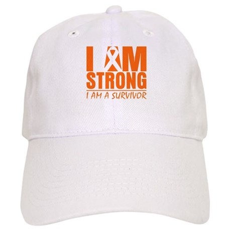 I am Strong Multiple Sclerosis Cap