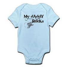 My daddy rocks Onesie