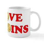 Bitcoins-4 Mug