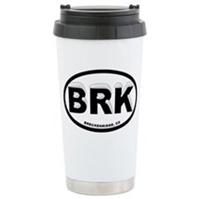Breckenridge Colorado Ceramic Travel Mug