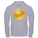 Bitcoins-1 Hooded Sweatshirt