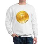 Bitcoins-1 Sweatshirt