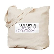 COLORED PENCIL Magazine - Pur Tote Bag