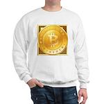 Bitcoins-3 Sweatshirt