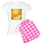 Bitcoins-3 Women's Light Pajamas