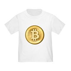 Bitcoins-5 Toddler T-Shirt
