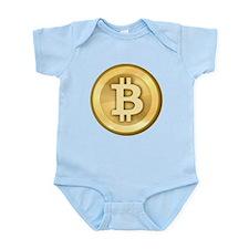 Bitcoins-5 Infant Bodysuit