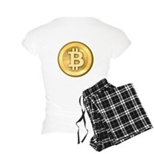 Bitcoins-5 Pajamas
