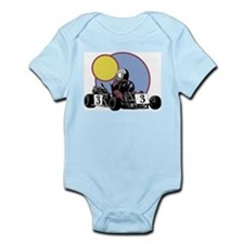 Go Cart Baby Infant Creeper