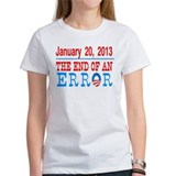 END OF AN ERROR Tee