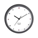Cute Livy Wall Clock