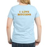 Bitcoins-6 Women's Light T-Shirt