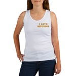 Bitcoins-6 Women's Tank Top