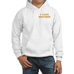 Bitcoins-6 Hooded Sweatshirt