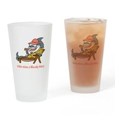 Bloody Mary Drinking Glass
