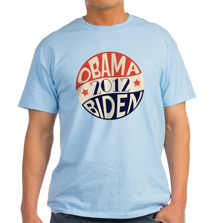 Vintage Obama Biden Light T-Shirt