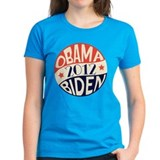 Vintage Obama Biden  T