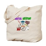 Physician assistant Tote Bags