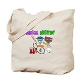 Physician assistant Canvas Bags