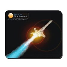 Sirius Rocketry Interrogator Mousepad