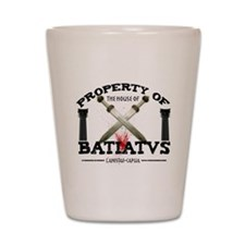 House of Batiatus Shot Glass