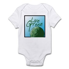 Live Green Infant Creeper