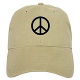 PEACE SIGN Baseball Cap