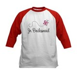 Junior Bridesmaid Wedding Tee
